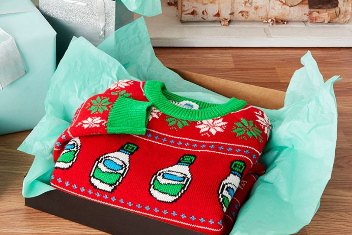 ranch-filled stocking