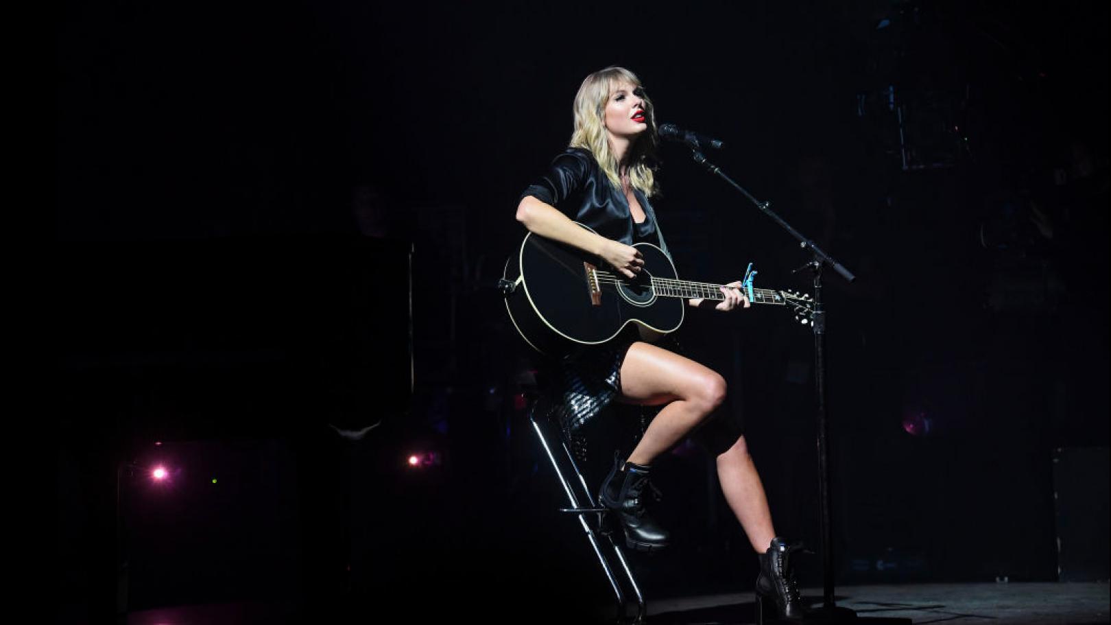 Taylor Swift announces free 2020 concert