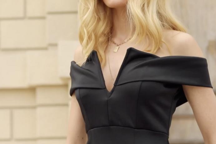 NYE dress - Credit: Amazon