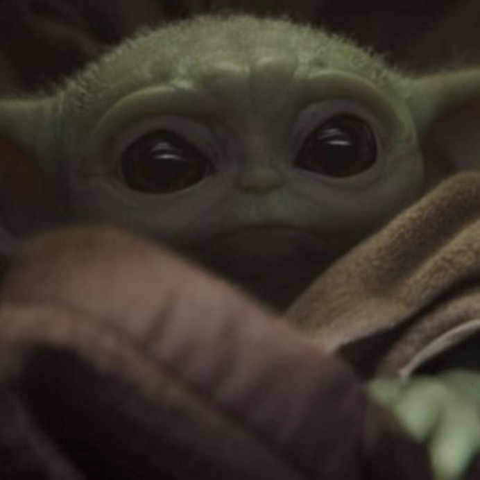 Baby Yoda // Yahoo Lifestyle