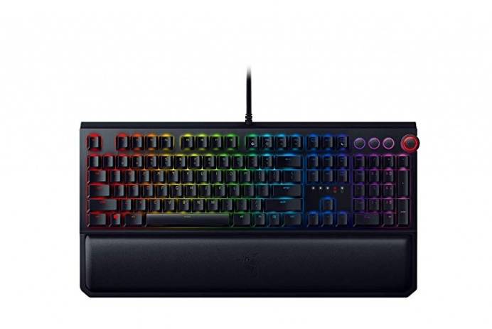 Razer BlackWidow Elite Mechanical Gaming Keyboard // Amazon