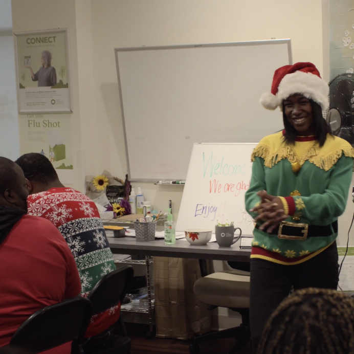 Akalya Brown // In The Know: Holiday Heroes