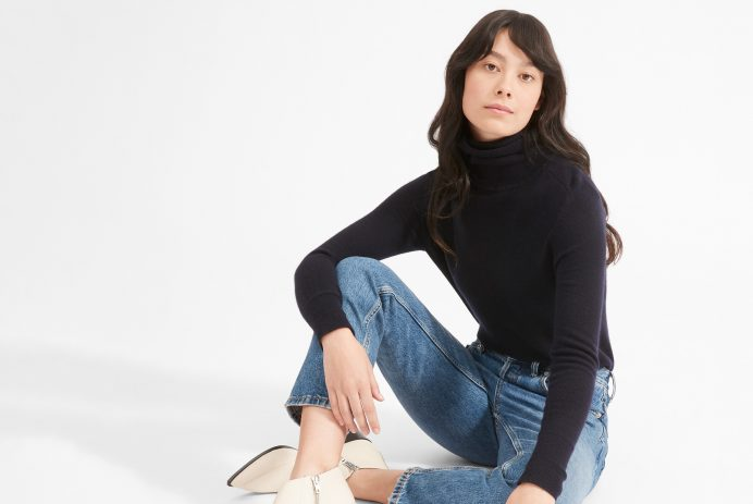 Everlane free two-day shipping and sale