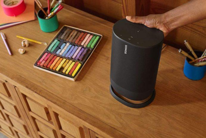 Sonos Move battery-powered smart speaker