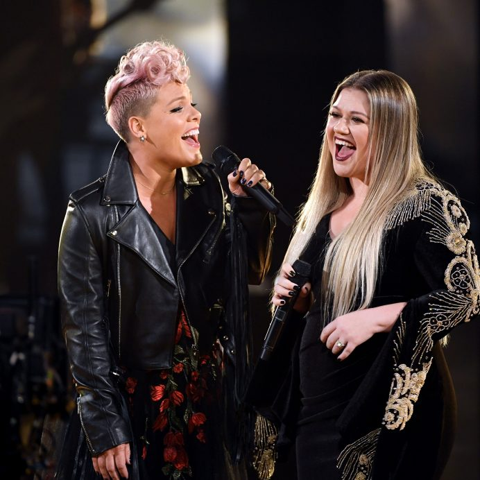 P!nk and Kelly