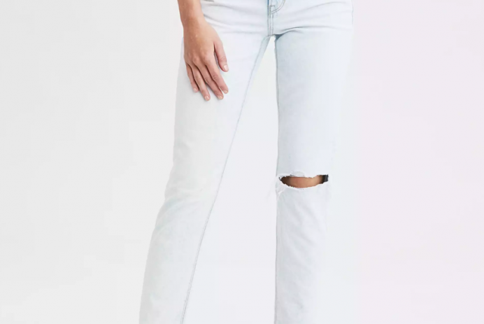 AE mom jeans - Credit: American Eagle