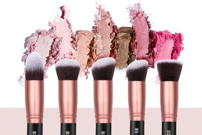 Bs makeup brushes - Credit: Amazon