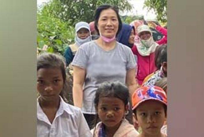 Emily Le's mom