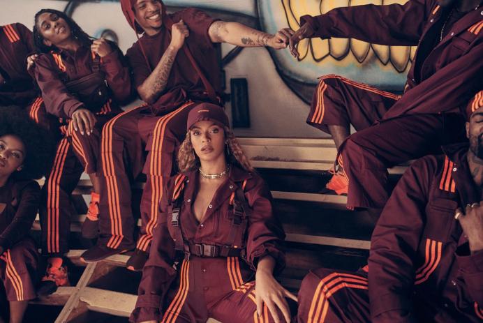Beyoncé Adidas x Ivy Park collaboration
