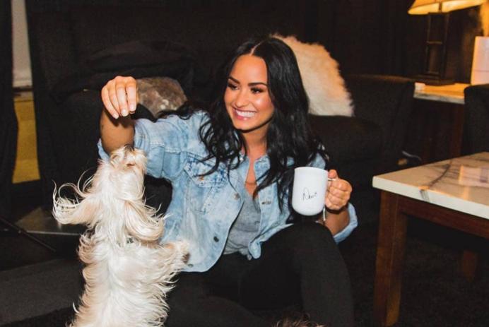 Instagram/Demi Lovato