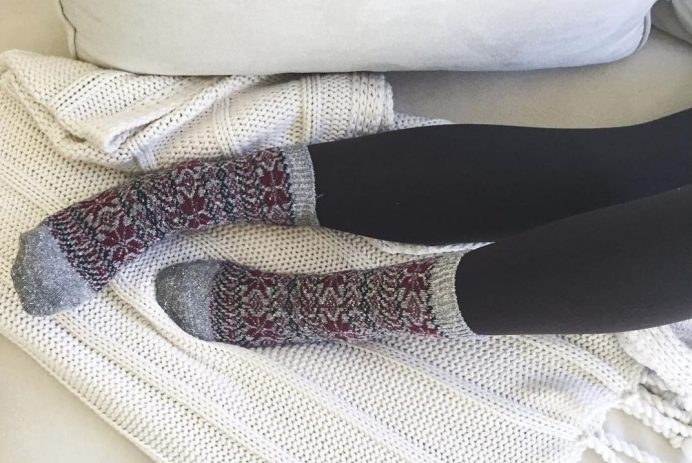 No Nonsense tights - Credit: No Nonsense Instagram
