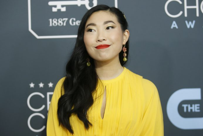 Awkwafina - Credit: Reuters