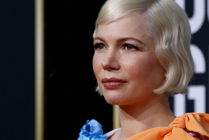 Michelle Williams - Credit: Reuters