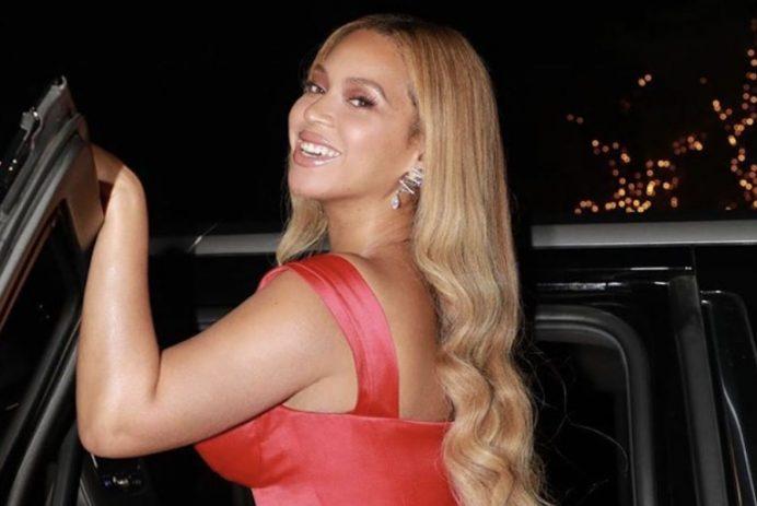 Beyoncé Instagram LemonPerfect