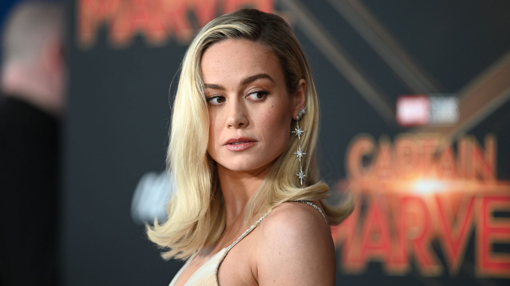 Brie Larson at Captain Marvel premiere