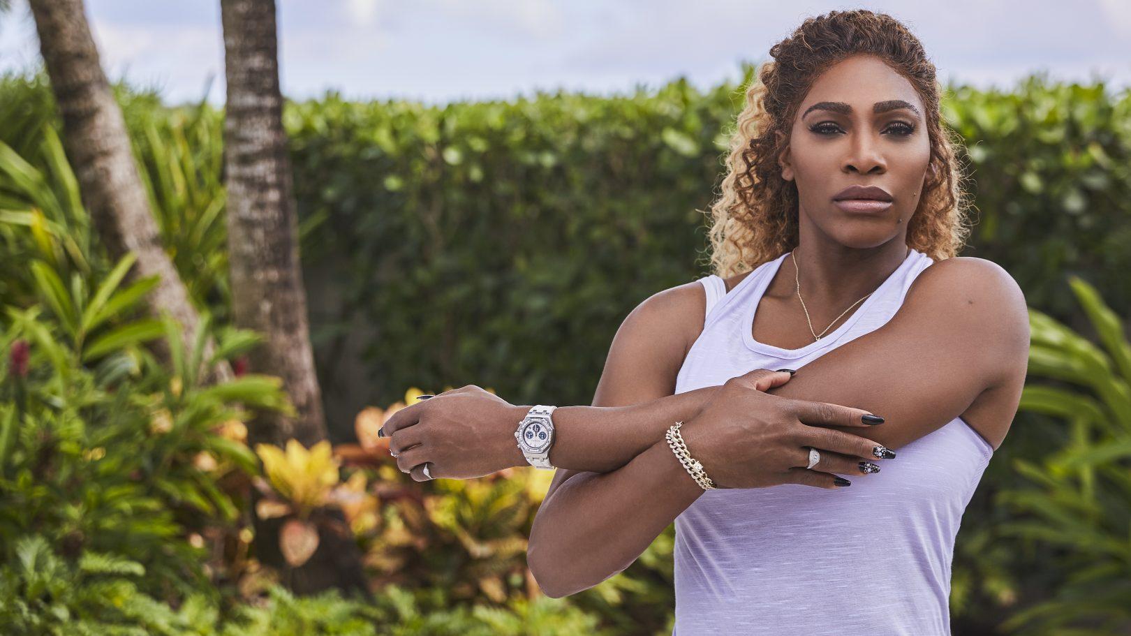 Serena Williams' new Amazon store