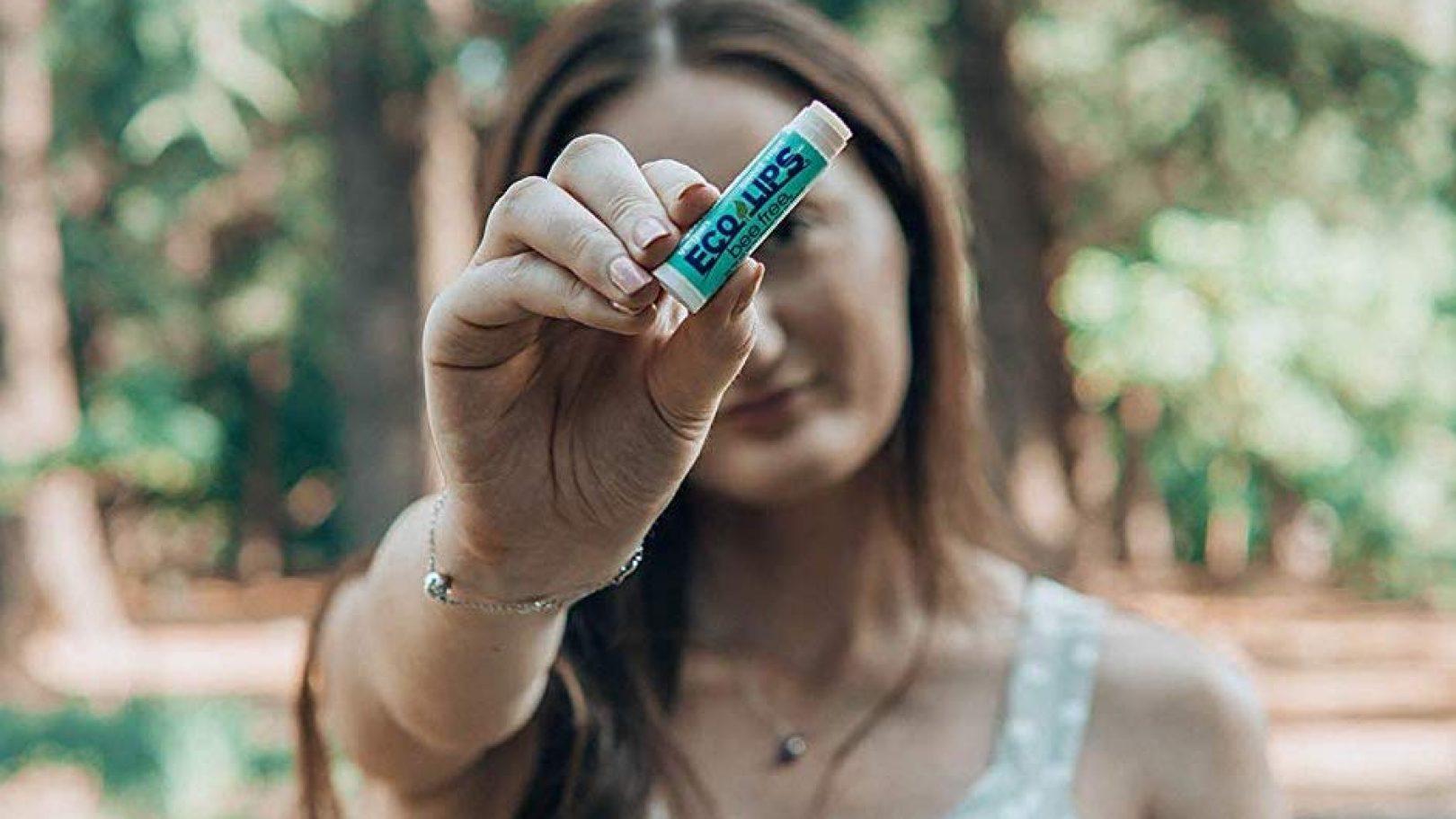 Eco Lips vegan balm - Credit: Amazon
