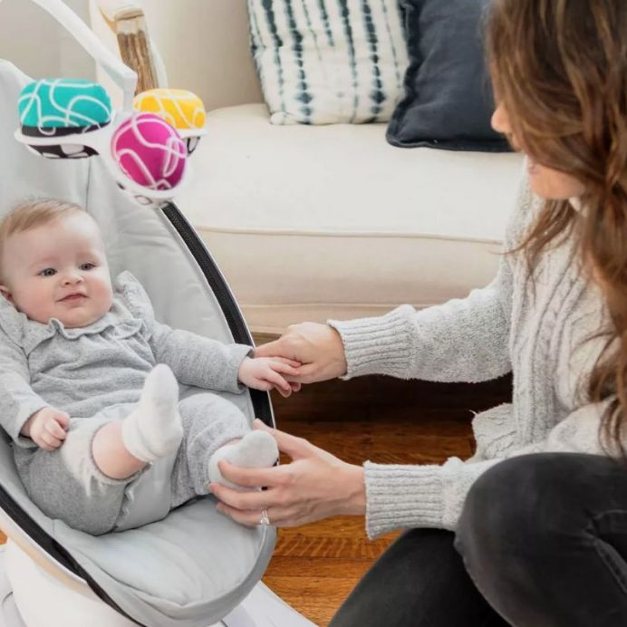 Baby bouncer - Credit: Target