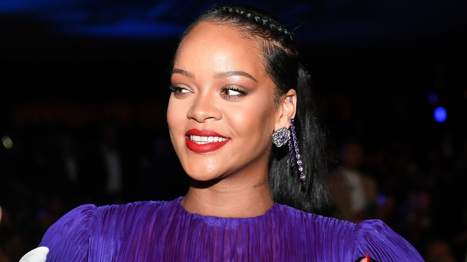 Rihanna NAACP Image Awards
