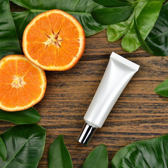 Vitamin C face moisturizer