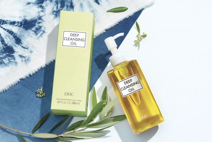 DHC Deep Cleansing Oil Target