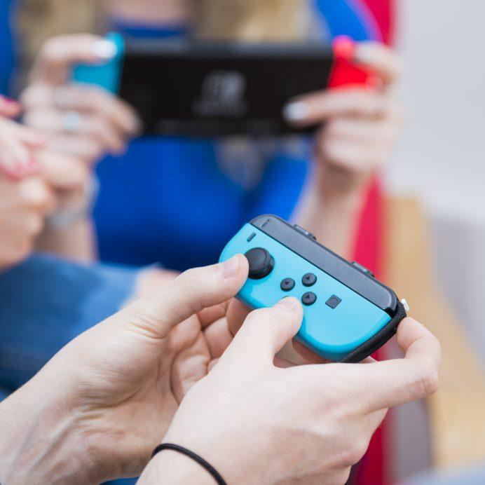 Nintendo Switch Joy-Con Grips