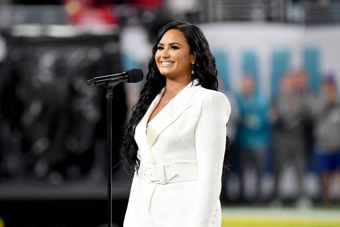 Demi Lovato - Credit: Getty Images