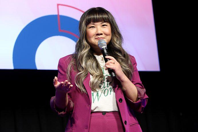 Jenny Yang at 2020 MAKERS Conference