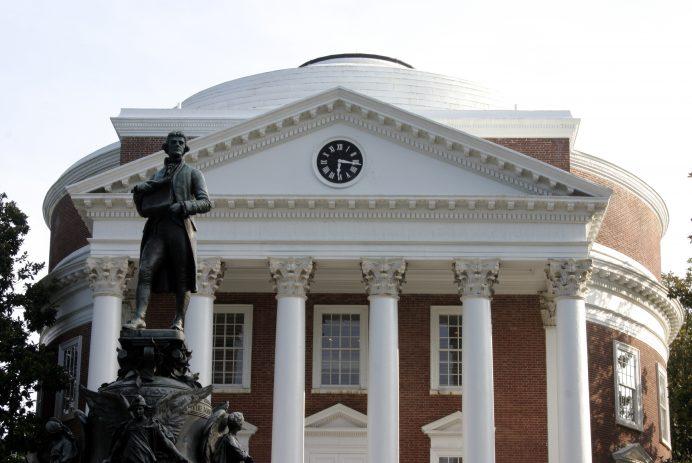 The Rotunda of the University of Virginia