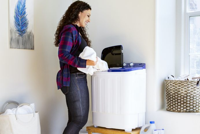 Best Choice Products portable washer and dryer - Credit: Walmart