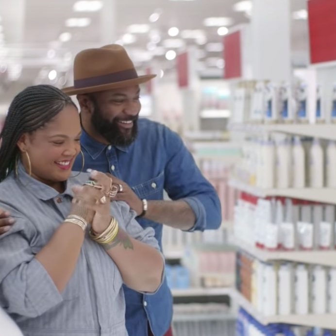 Target commercial featuring the Honey Pot