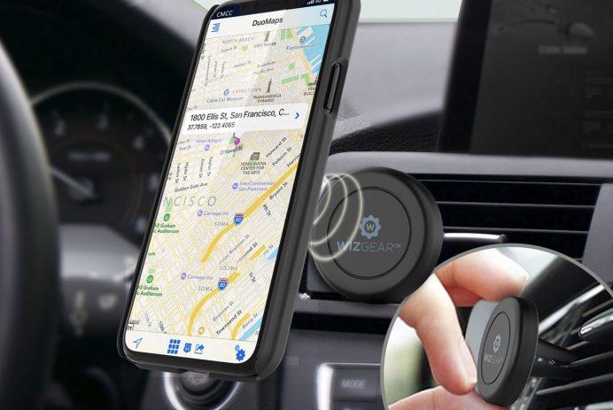 WizGear Magnetic Phone Car Mount
