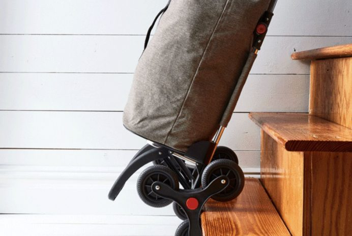 Food52 Rolster Stair-Climbing Cart