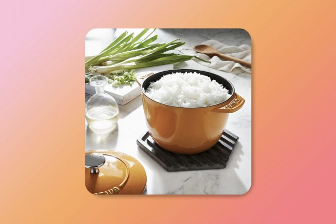 Staub Petite Pot and Rice Cooker