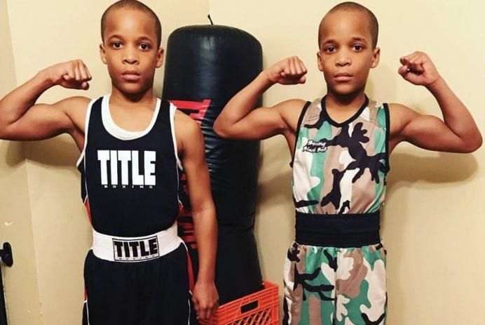 The Grandy twins