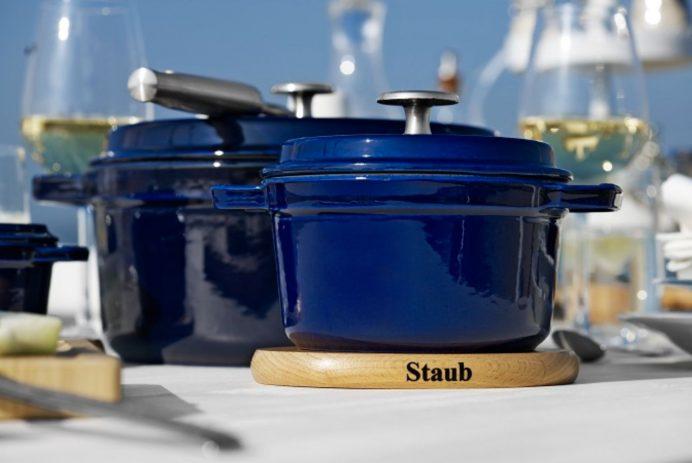Staub ceramic cookware