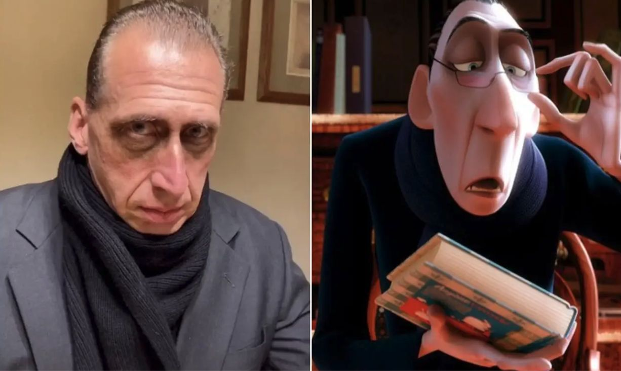 Tiktoker Transforms His Dad Into A Ratatouille Character