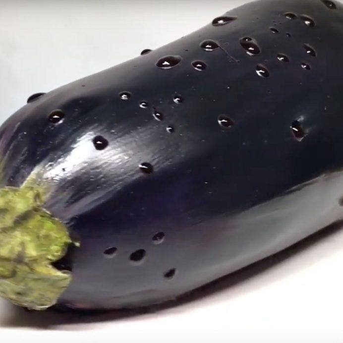 Eggplant cake