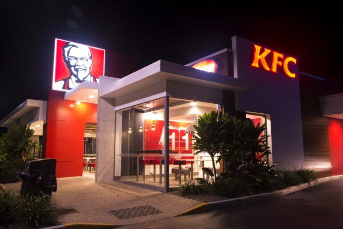 KFC Resturant at Springfield Lakes