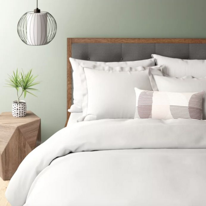 AllModern bedding sale