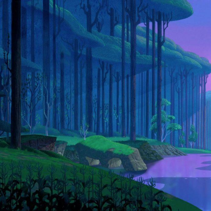 Disney Zoom Backgrounds