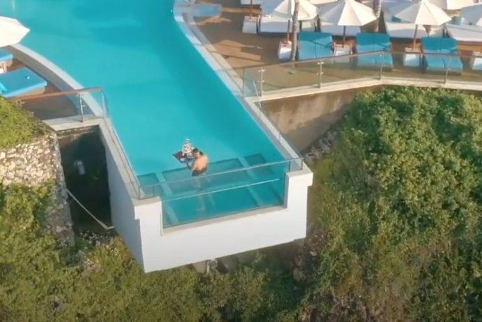 Bali edge pool
