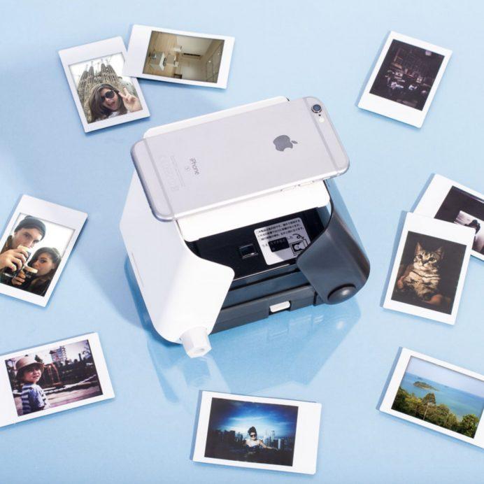 KiiPix Instant Photo Printer