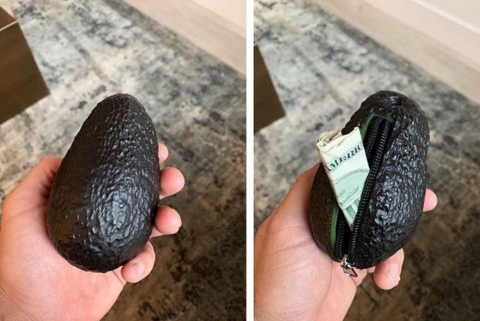avocado purse