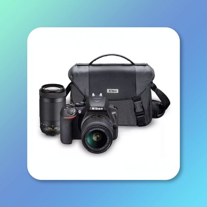 Nikon Camera Bundle