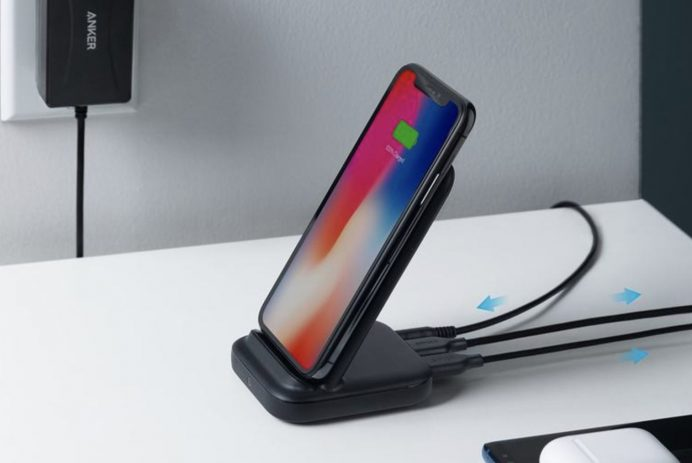 Anker 3-in-1 charger