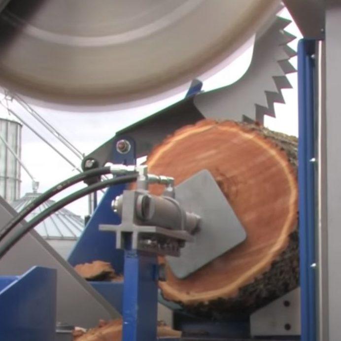 firewood cutter