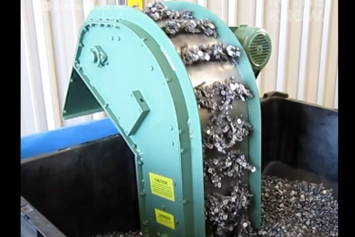 magnet conveyor belt