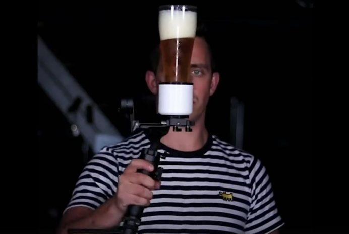 never spill drink holder