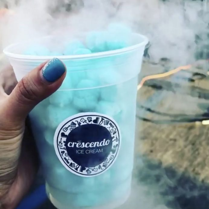 crescendo nitro ice cream